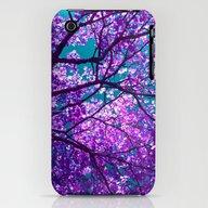iPhone & iPod Case featuring Purple Tree II by Blackpool
