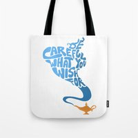 Be Careful What You Wish… Tote Bag