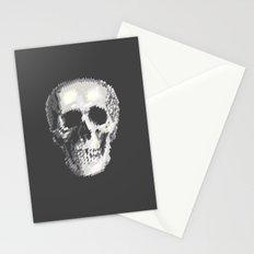 Tri Skull Stationery Cards
