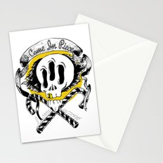 I COME IN PIECE Stationery Cards