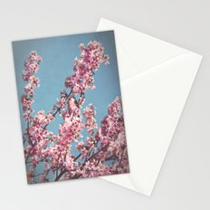Cheery Cherry Blossoms {2} Stationery Cards