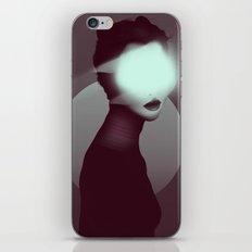 Bastet/Cat Goddess (Color Variant Version) iPhone & iPod Skin