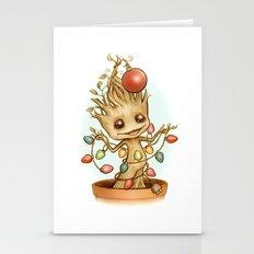 Season's Grootings Stationery Cards