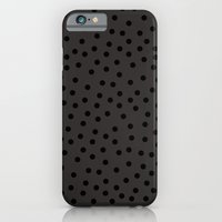 Large dots iPhone 6 Slim Case