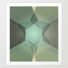 Jackson - Dimensions Art Print