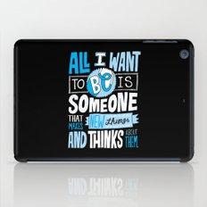 Making and Thinking iPad Case