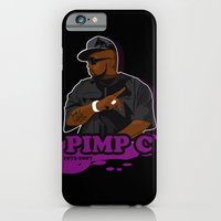 Chad 'Pimp C' Butler iPhone 6 Slim Case