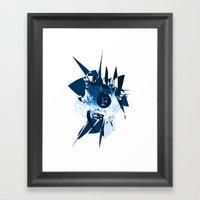 EFFE Framed Art Print