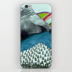 Landscapes / Nr. 4 iPhone & iPod Skin