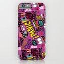Panic Pattern iPhone & iPod Case