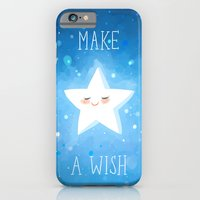 iPhone & iPod Case featuring Make a Wish by Freeminds