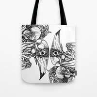 Animal Assembly Tote Bag