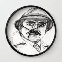 Inspector Clouseau Wall Clock