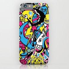 4 Seasons Doodle Slim Case iPhone 6s