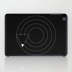 Drawing circles iPad Case
