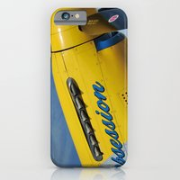 iPhone & iPod Case featuring P51 Obsession by Captive Images Photography