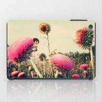 Flower World! iPad Case