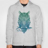 Warrior Owl Hoody