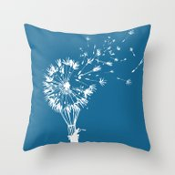 Going Where The Wind Blo… Throw Pillow