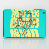 Matter Over Mind iPad Case