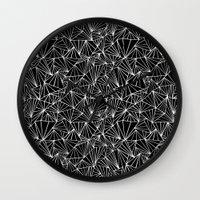 Ab Fan Repeat Wall Clock