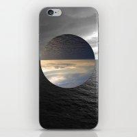 oceans iPhone & iPod Skin