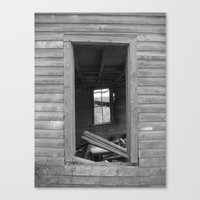 Houseghost 1 Canvas Print