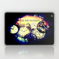 Seize the Moment Laptop & iPad Skin
