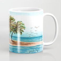 Private Island Painting Mug