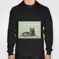 Norwegian Elkhound Hoody