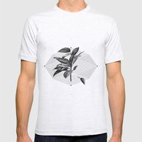 Still Life No.1 Mens Fitted Tee Ash Grey SMALL