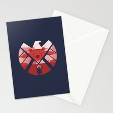 The Captain (SHIELD) Stationery Cards