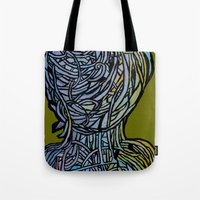 Windower Olive Tote Bag