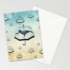 raven rain Stationery Cards
