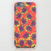GermFlower Wallpaper (Fever) iPhone 6 Slim Case