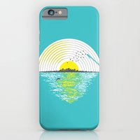iPhone & iPod Case featuring Morning Sounds by Adil Siddiqui