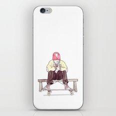 Skate Jock iPhone & iPod Skin
