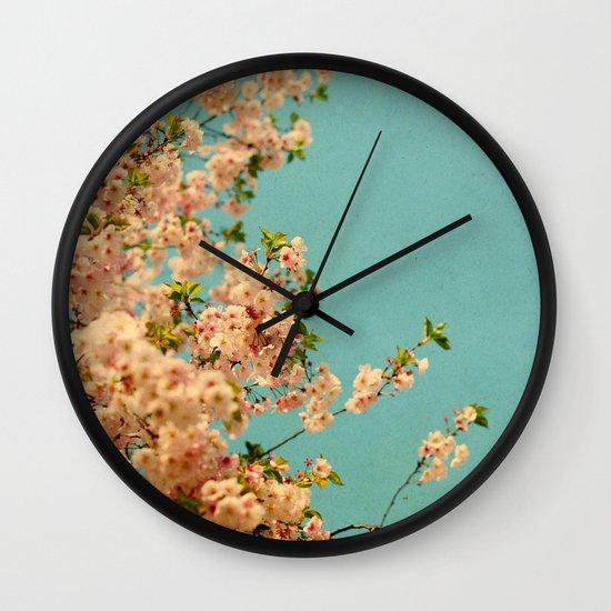 Neon Wall Clock