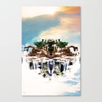 Elysium Canvas Print