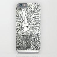Sculpture in Garden iPhone 6 Slim Case