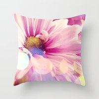 Simple Charm Throw Pillow