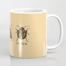 bugs. Mug