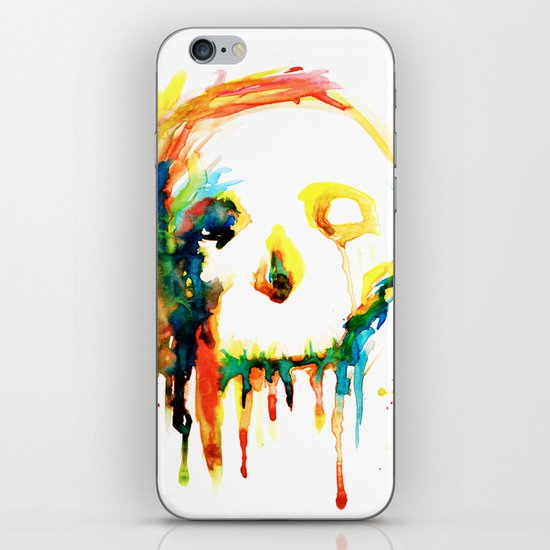 Happy/Grim iPhone & iPod Skin