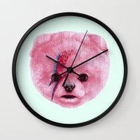 Boowie Wall Clock