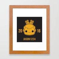 Jason1224 2 Framed Art Print
