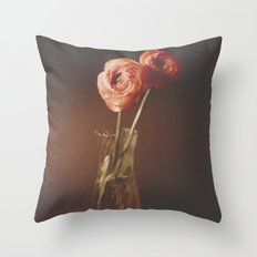 Dark Paradise Throw Pillow