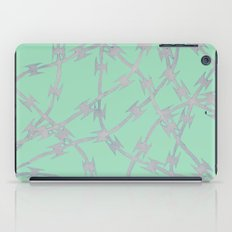 Trapped Mint iPad Case