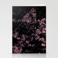 Flash Blossom Stationery Cards