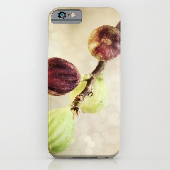 Fichi Dolci iPhone & iPod Case