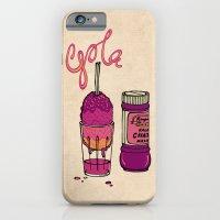 Kala Khatta Gola iPhone 6 Slim Case